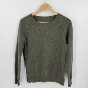 Closed Crew Neck Cashmere Long Sleeve Sweater sz S